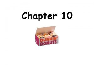 Chapter 10 coins pennies nickels dimes quarters amo