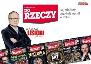 Najmodszy tygodnik opinii w Polsce PAWE LISICKI red