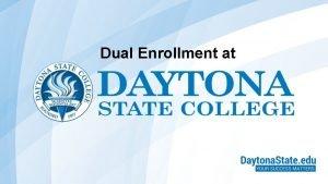 Dual Enrollment at What is Dual Enrollment Eligibility