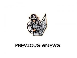PREVIOUS GNEWS 8 Patches 10 bugs addressed Affecting