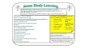 Maths Home Learing WC Monday 11 th May