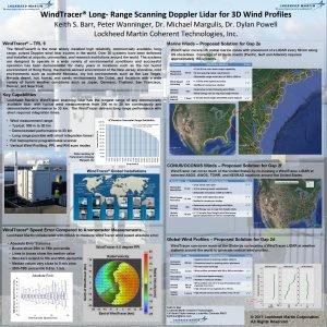 Wind Tracer Long Range Scanning Doppler Lidar for