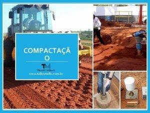 COMPACTA O www tallesmello com br Introduo Definio