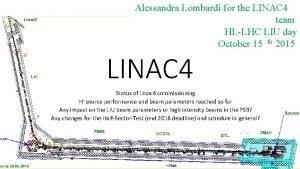Alessandra Lombardi for the LINAC 4 team HLLHC