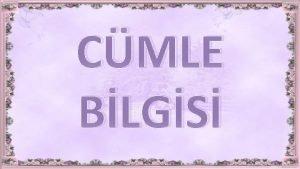 CMLE BLGS CMLE TRLER YKLEMN TRNE GRE CMLELER