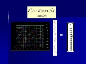 STFT Short time Fourier transform Or windowed Fourier