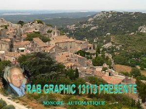 SONORE AUTOMATIQUE Un petit verger en Provence La