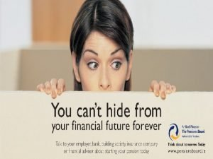 CIC Newbridge Pensions Information and Awareness Ciaran Holahan
