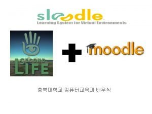 Sloodle News Funding Grant Sloodle News Funding Grant