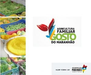 Selo Estadual da Agricultura Familiar Gosto do Maranho