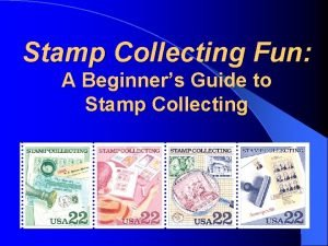 Stamp Collecting Fun A Beginners Guide to Stamp