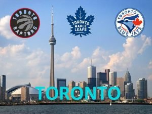 TORONTO Introduction Le Toronto est la capitale de