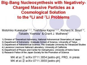 BigBang Nucleosynthesis with Negatively Charged Massive Particles as