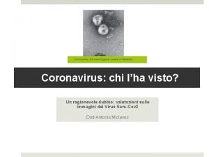 Coronavirus the new England Journal of Medicine Coronavirus