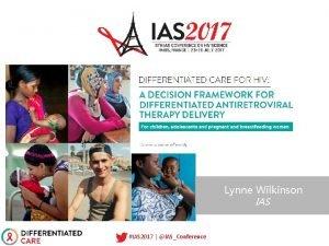 Lynne Wilkinson IAS IAS 2017 IASConference IAS 2017