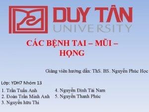 CC BNH TAI MI HNG Ging vin hng