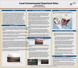 Lead Contaminated Superfund Sites OPTIONAL LOGO HERE Sam