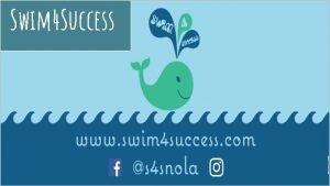 Swim 4 Success Who Are We Swim 4