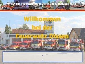17 Freiwillige Feuerwehr Stadt Dissen am Teutoburger Wald