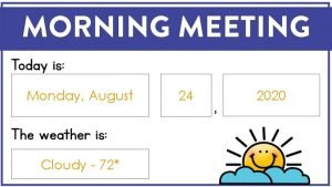 Monday August Cloudy 72 24 2020 Giving an