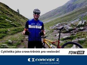 foto archiv Ondeje Synka Cyklistika jako crosstrnink pro