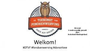 Dit event is mede mogelijk gemaakt door Nederland