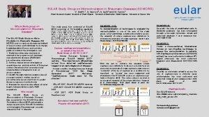 EULAR Study Group on Microcirculation in Rheumatic Diseases