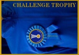 CHALLENGE TROPHY Manual 2 INDEX 1 ORGANIZATION STRUCTURE