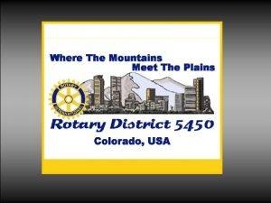 ROTARY e CLUB ONE www rotaryeclubs com ROTARY