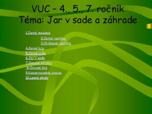 VUC 4 5 7 ronk Tma Jar v
