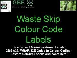 https Green Building Encyclopaedia uk Waste Skip Colour