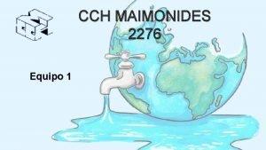CCH MAIMONIDES 2276 Equipo 1 Maestras participantes Olga