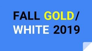 FALL GOLD WHITE 2019 GOLDEN STATE GOLD TEAM