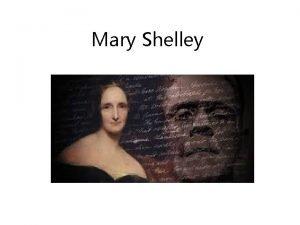 Mary Shelley Mary Shelleys Life Mary Shelley 1797