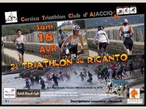 Le Corsica Triathlon Club dAjaccio organise en partenariat