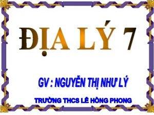 Chng III MI TRNG HOANG MC HOT NG