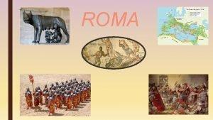 ROMA 1 ORIGEN Y FUNDACIN DE ROMA Leyenda