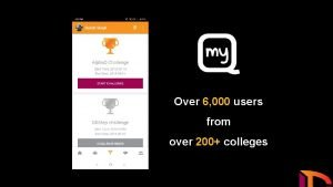 Over 6 000 users from over 200 colleges