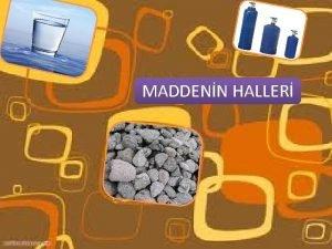 MADDENN HALLER MADDENN HALLER KATI SIVI GAZ 1