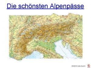 Die schnsten Alpenpsse 092018 oldchurch Auf dem Weg
