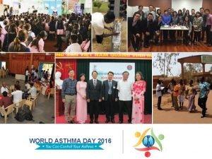 WORLD ASTHMA DAY 2016 Nigeria Asthma and Chest