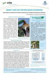 SMART LAND USE FOR BIOBASED ECONOMIES SIMULTANEOUS OPTIMIZATION