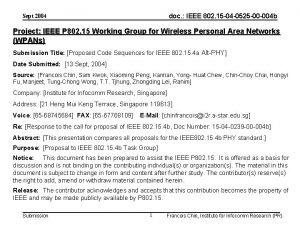 doc IEEE 802 15 04 0525 00 004