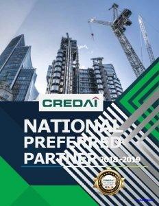 NATIONAL PREFERRED PARTNER 2018 2019 www credai org
