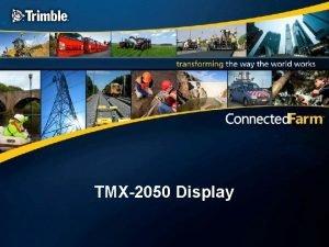 TMX2050 Display NEW TMX2050 display TMX2050 Display KEY