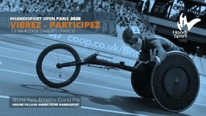HANDISPORT OPEN PARIS 2020 VIBREZ PARTICIPEZ 7 8