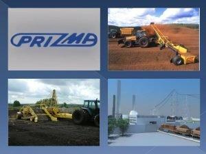 PRIZMA ltd Prizma ltd Was founded in 1991