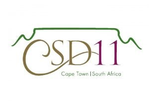 The event Hosted in Cape Town South Africa
