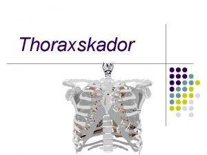 Thoraxskador 20 57 larm p mobiltelefon 20 58