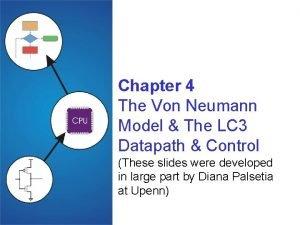 Chapter 4 The Von Neumann Model The LC